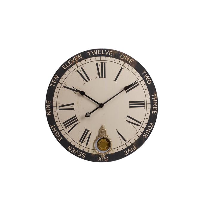 Настенные часы с маятником Charles Derriev DG-D-WC02