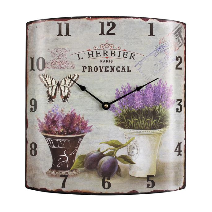 Часы настенные 32*35*5 см EW99P-0007