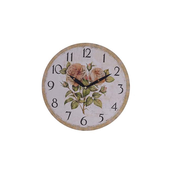 Часы с розой HLZ.6727