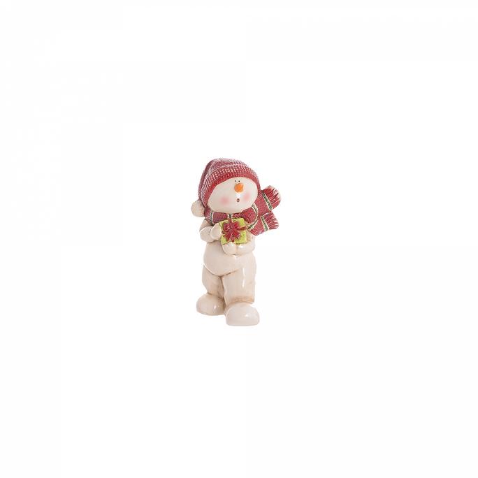 Снеговик керамический от 2 шт NX138886