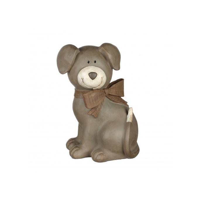 Статуэтка собака 17х14х23,5 QJ99-0051
