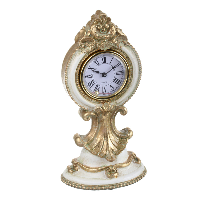 Часы каминные 11*8*22 см SC26G-0005