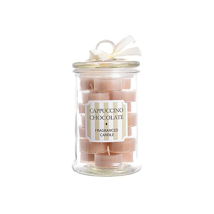 Набор арома свечей в банке капучино 1111598-кап