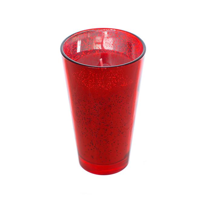 Ароматическая свеча в стекле Ванильное печенье 9388-3