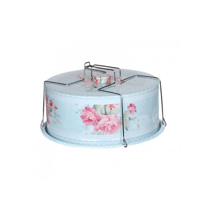 Коробка для торта 33,5х33,5х18,5 BX99-0020