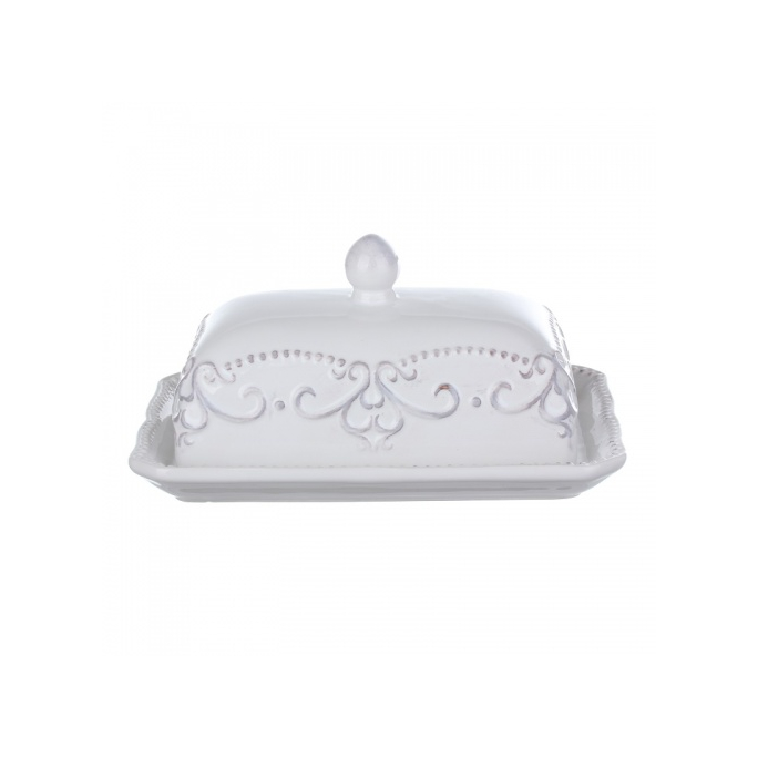 Масленка из грубой керамики DB08-0016