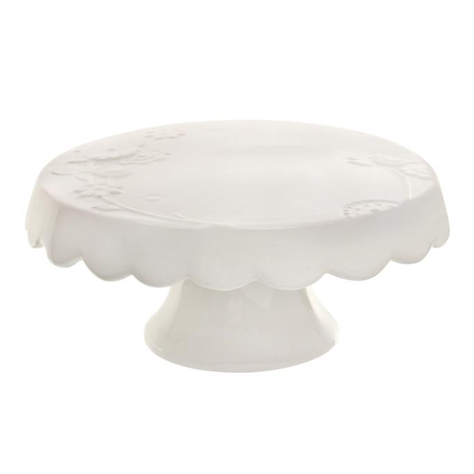Подставка для торта 27*27*12 см DE08-0006