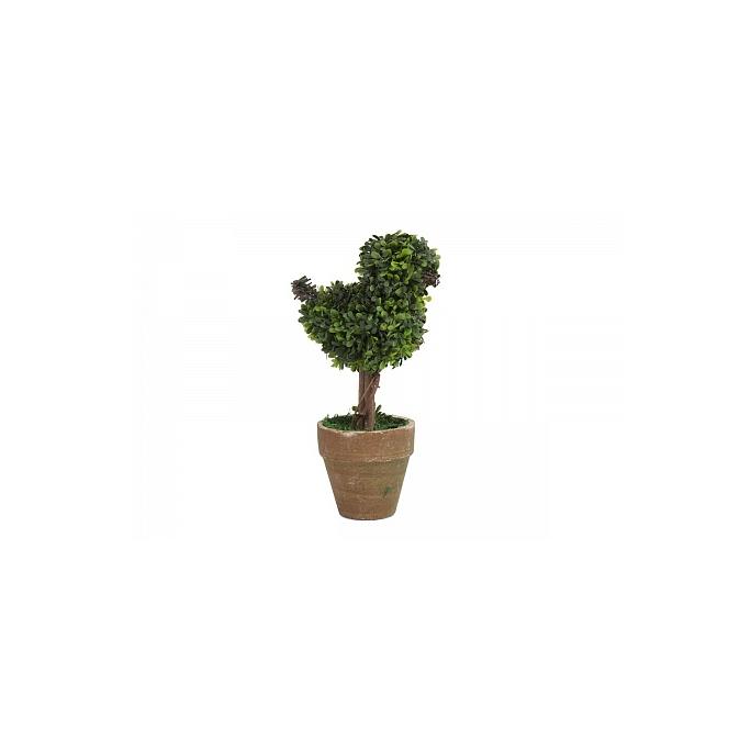 Декоративный цветок в горшке Baby Bird Piccolo DG-D-811B