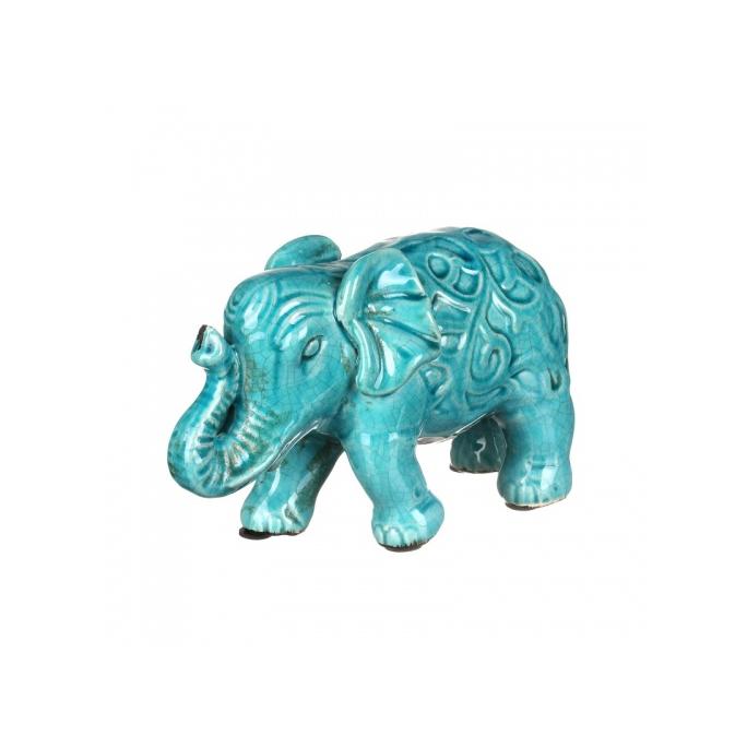 Статуэтка в виде слоника 14х7х11 LC52-0016