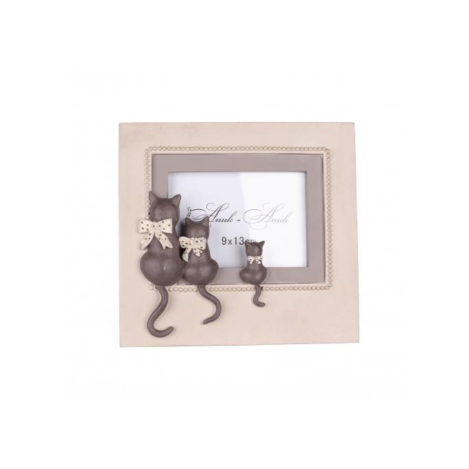 Фоторамка с котами 21х3,5х19,5 QJ99-0057