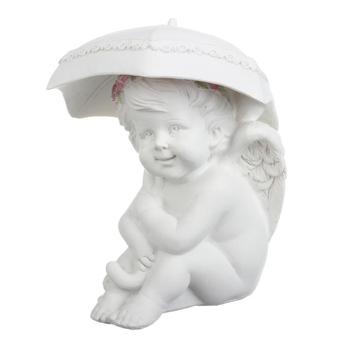 Фигурка ангела 11*9*12 см SU08-0012A