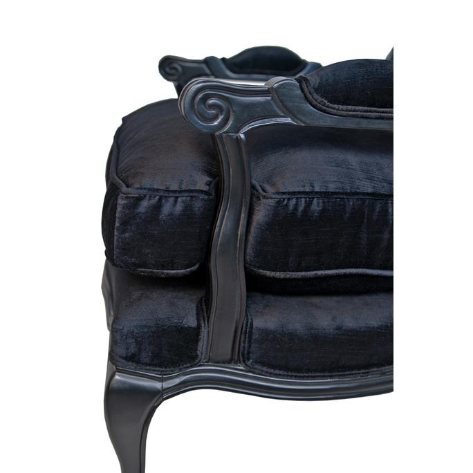 Кресло Nitro black CH-863-B