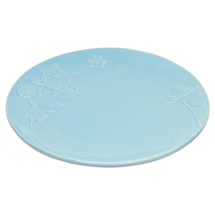 Тарелка L (отгружается по 4 шт.) 26*26*3 см DE53-0002
