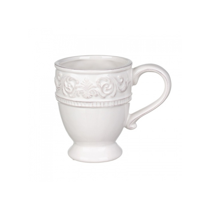 Чашка (завиток) 12,5х8,5х11 (Отгружается по 4 шт) MC08-0003