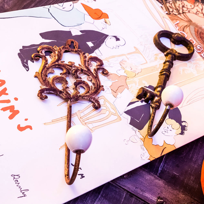 Вешалка-крючок «Руан» 5248