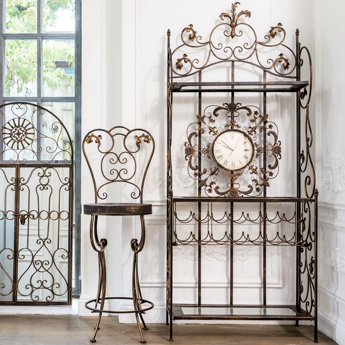 Барный стул «Болеро» (королевская бронза) 8790