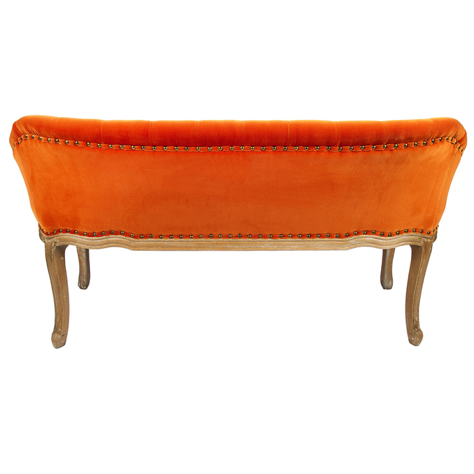 Диванетка «Биарриц Оранжевое Солнце» 108216