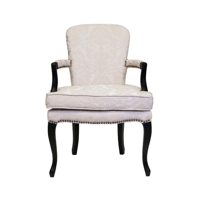 Кресло Anver beige+black CH-271-B