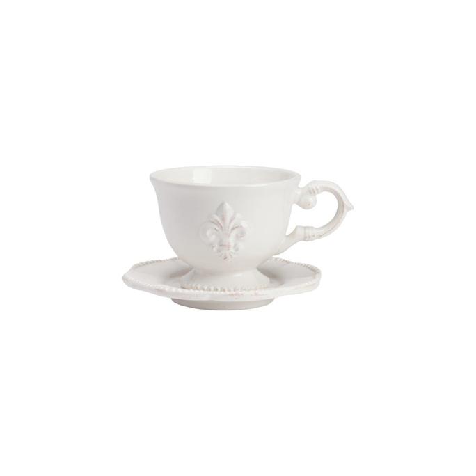 Чайная пара Tess Cream DG-DW-532