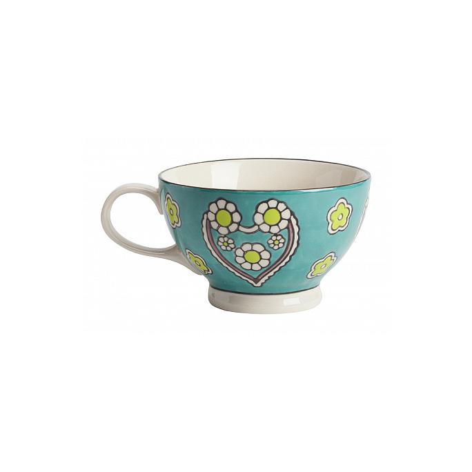 Чашка, раскрашенная вручную Сhiella DG-DW-597-1