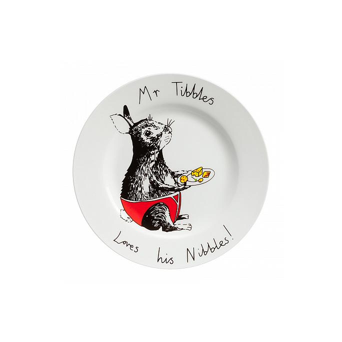 Тарелка Mr Tibbles DG-DW-614