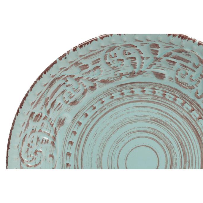 Тарелка La Cebra Маленькая Голубая DG-DW-626-2