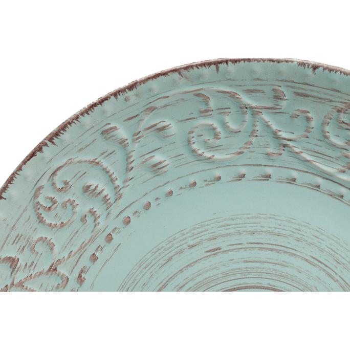 Тарелка La Cebra Большая Голубая DG-DW-627-2