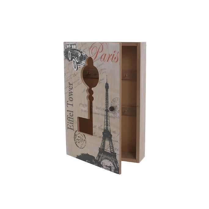 Ключница деревянная PARIS JR-006