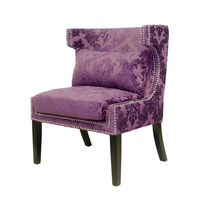 Кресло Suza violet KY-3184-V