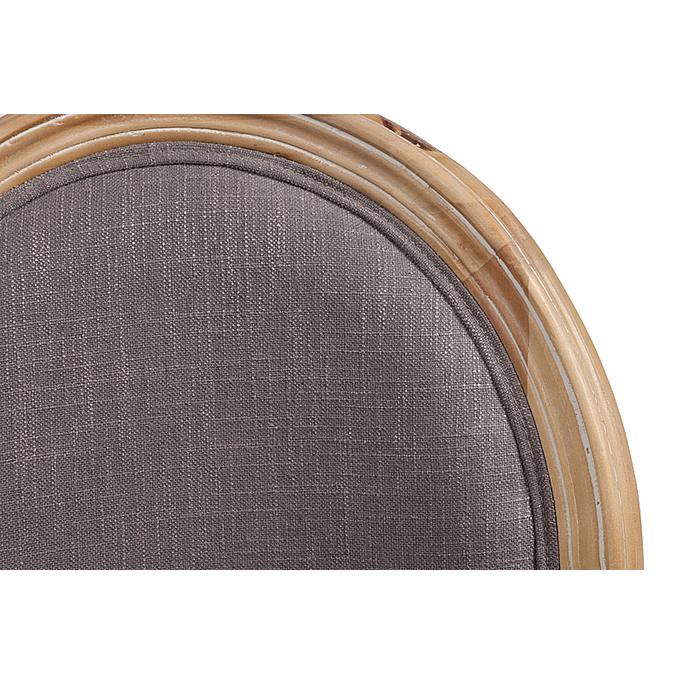 Кресло Pollina Светло-серый Хлопок DG-F-ACH469