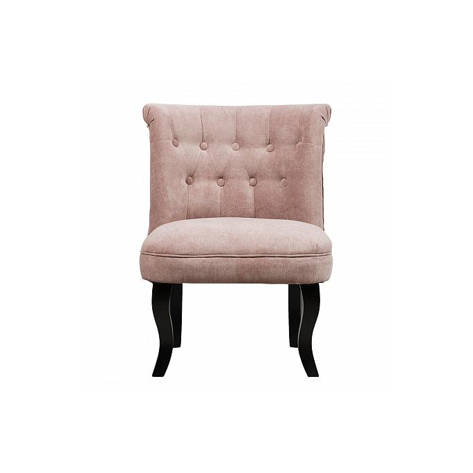 Кресло Dawson Розовато-серый Велюр DG-F-ACH492-14