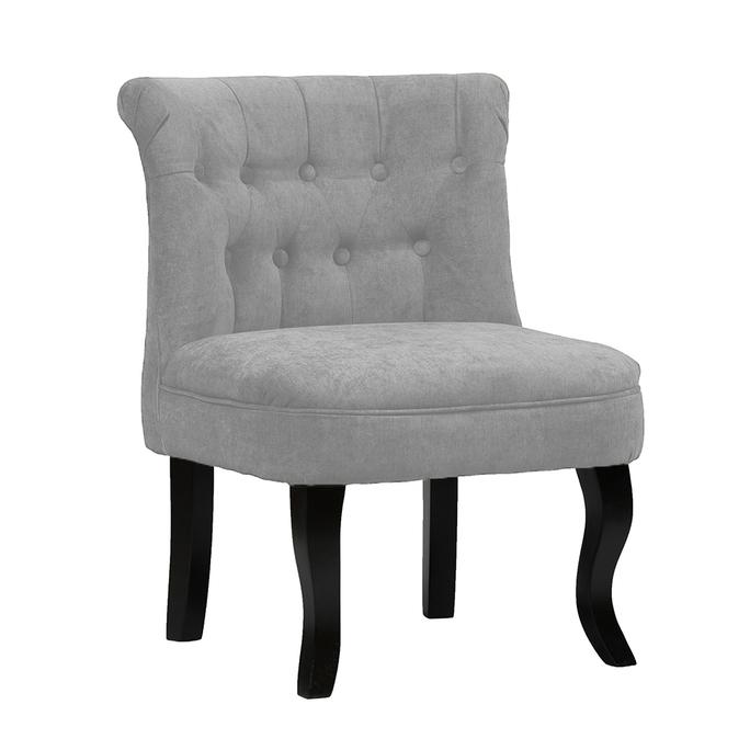 Кресло Dawson Молочный Велюр DG-F-ACH492-17