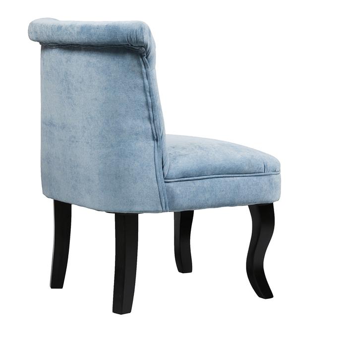 Кресло Dawson Голубой Велюр DG-F-ACH492-9